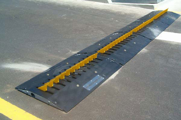 Traffic Spike Barrier for Gated Community